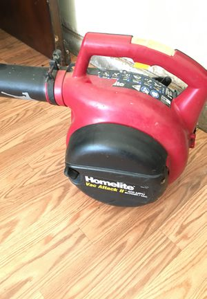 leaf blower for parts or you can fix it don't know what's wrong with it for Sale in Duluth, GA