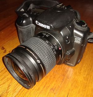 Canon 20D - Infrared Converted w/ Lens for Sale in Hanson, MA