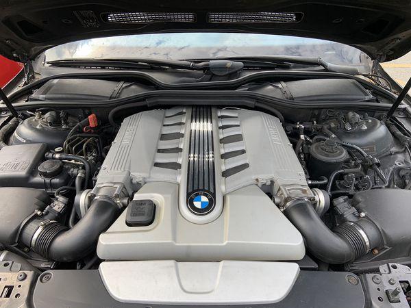2006 BMW 760LI - 6.0 V12 - Fully loaded - Low miles