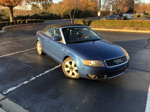 2006 Audi A4 /1.8 T cabriolet 2D for Sale in Greer, SC