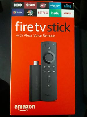 Amazon Fire TV 2nd Gen ***JB*** (FREE DELIVERY) Free Same Day Delivery for Sale in Lombard, IL