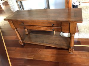Pottery barn table for Sale in Haymarket, VA