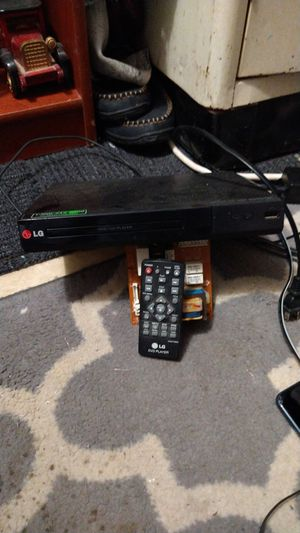 LG DVD player for Sale in Denver, CO