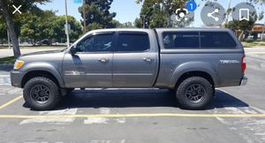 Looking for a Camper shell for a Toyota Tundra for Sale in Parlier, CA