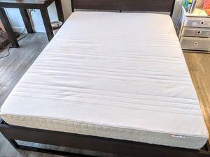 Ikea firm memory foam queen mattress for Sale in Stamford, CT