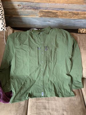 Patagonia Long sleeve button up shirt for Sale in Las Vegas, NV