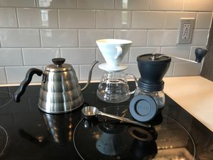 Pour Over Coffee Set for Sale in Alexandria, VA