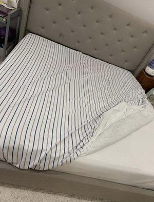 King bed frame for Sale in Centreville, VA