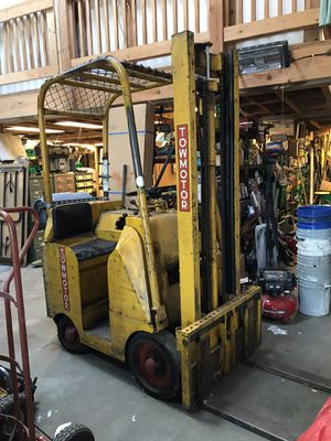 Forklift for Sale in Seattle, WA