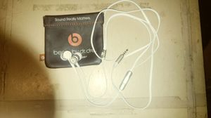 Beats ear buds gold addition for Sale in Portland, OR