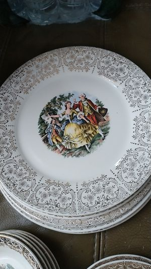 Victorian vintage China mix set for Sale in Philadelphia, PA