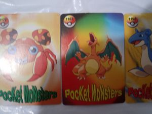 Japanes pokemon Pocket Monater cards for Sale in Alhambra, CA