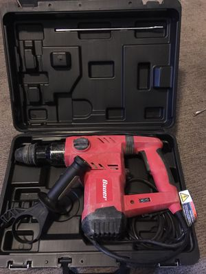 Bauer hammer drill! for Sale in Orem, UT