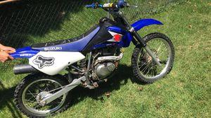 Drz dirt bike for Sale in Aspen Hill, MD