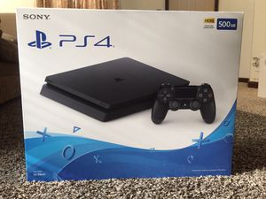 PS4 brand new 500gb for Sale in Columbus, OH