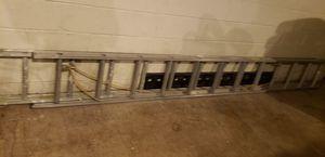 Ladder 12 feet long double sided for Sale in Saint Paul, MN