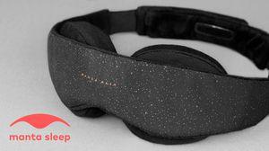 Manta Sleep Mask - World's 1st Modular Eye Mask for Sleeping for Sale in Renton, WA