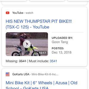 Dirt Bike for Sale in Lorain, OH