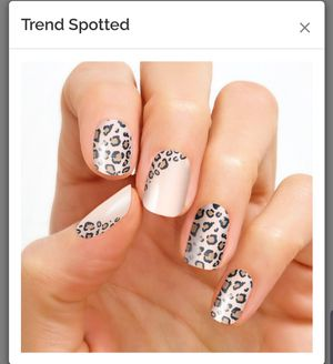 100% nail polish strips trend spotter for Sale for sale  Cypress, CA