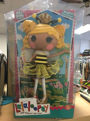 Lalaloopsy Doll - Royal T Honey Strips for Sale in Clearwater, FL