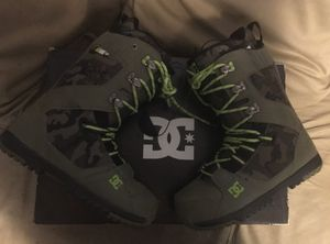 DC Mutiny 15 Camo - Snowboard Boots for Sale in Poway, CA