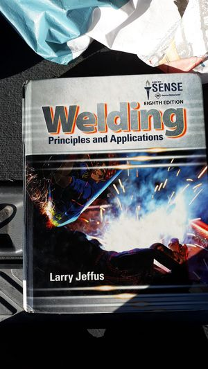 Welding Text Book for Sale in Ontario, CA
