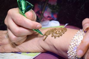 Henna (temprory tatoo ) services for Sale in Euless, TX