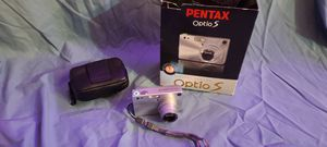 Optio S digital early camera for Sale in Lancaster, PA