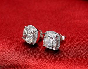 4CARAT LAB CREATED DIAMOND 925 STERLING SILVER EARRINGS, 😊😚🙈 I DELIVER I SHIP ,LETS MEET AND GET THIS AWESOME PIECE😎 for Sale in North Miami Beach, FL