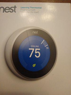 Nest thermostat for Sale in La Vergne, TN