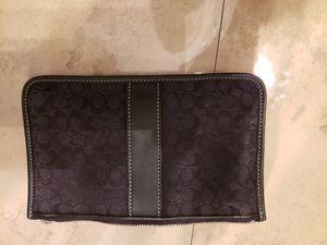 Black Coach women's wallet/card holder for Sale in Atlanta, GA