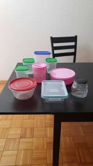 18pc Food Storage Containers With Lids for Sale in Sunnyvale, CA