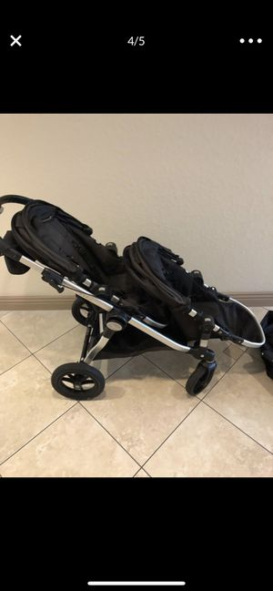 City select double stroller for Sale in Tustin, CA