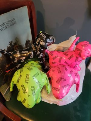 Victorias secret stuffed dogs for Sale in Sebring, OH