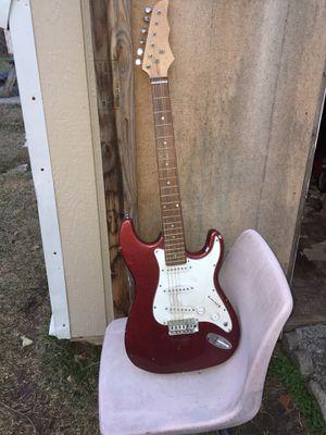 Guitarra 🎸 eléctrica for Sale in Dallas, TX