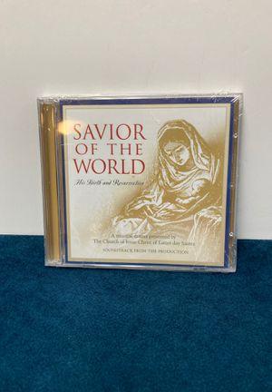 Savior of the World music CD for Sale in Ogden, UT