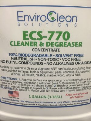 Eco friendly Green Cleaner for Sale in Durham, NC