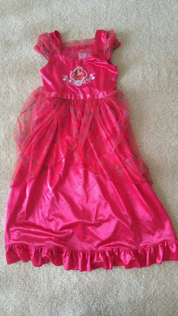 New with tags Elena of Avalor dress up night gown