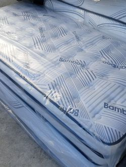 Queen Size Mattress Pillow Top for Sale in Norwalk,  CA