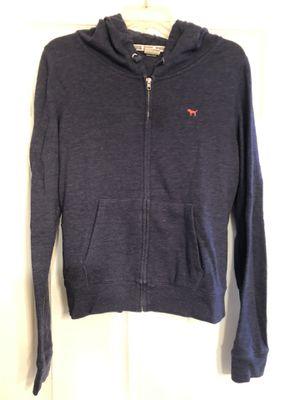 Pink zip up hoodie size L for Sale in Oakwood, GA