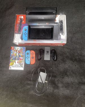 Nintendo Switch **Mint Condition ** for Sale in Woodbury, CT