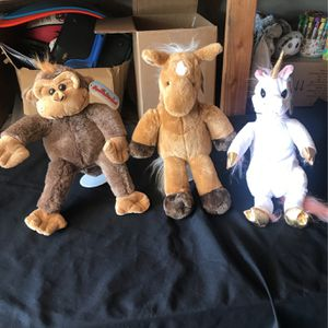 Dress-able Stuffed Animals for Sale in Corona, CA