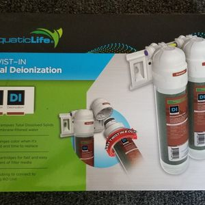 AquaticLife Twist-in DUAL* Dionization for Sale in Florence Township, NJ