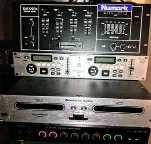 DJ equipment for Sale in Chesapeake, VA