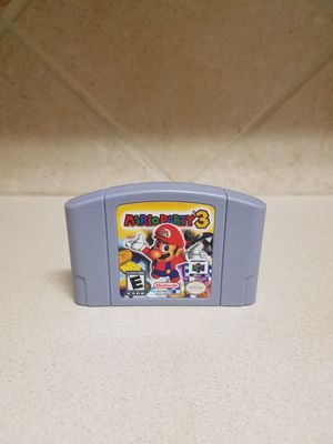 Mario Party 3 For Nintendo 64 for Sale in Round Rock, TX