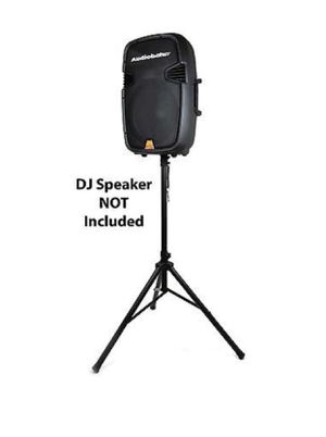 Audiobahn Universal Heavy Duty Tripod for DJ PA Speaker Equipment Stands Set for Sale in Los Angeles, CA