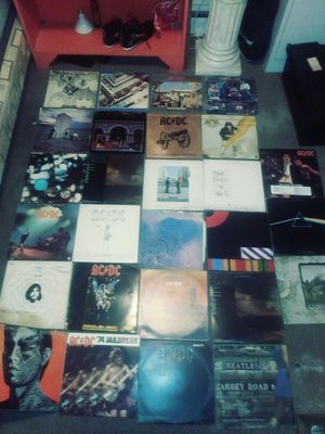 """""""VYNLE""""28 ACDC/PINK FLOYED/ROLLING STONE & MORE for Sale in Philadelphia, PA"""