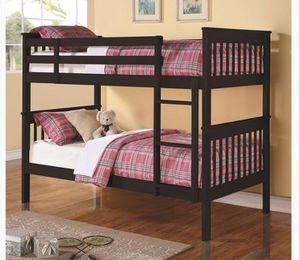 BUNK BED - TWIN OVER TWIN for Sale in Delray Beach, FL