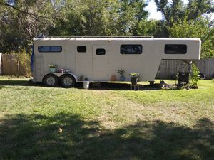 Home made steel horse trailer for Sale in Derby, KS