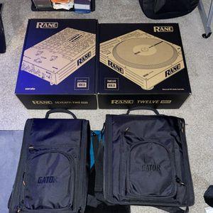 Rane 72 MK2 Mixer, Rane 12 MK2 Controller, QSC 12.2 Speaker for Sale in Roseville, MI